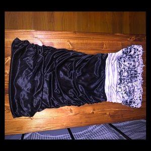Speechless Strapless Dress - small